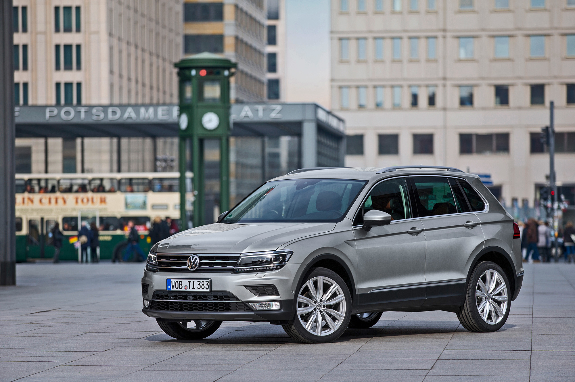 volkswagen tiguan city wallpaper 65872