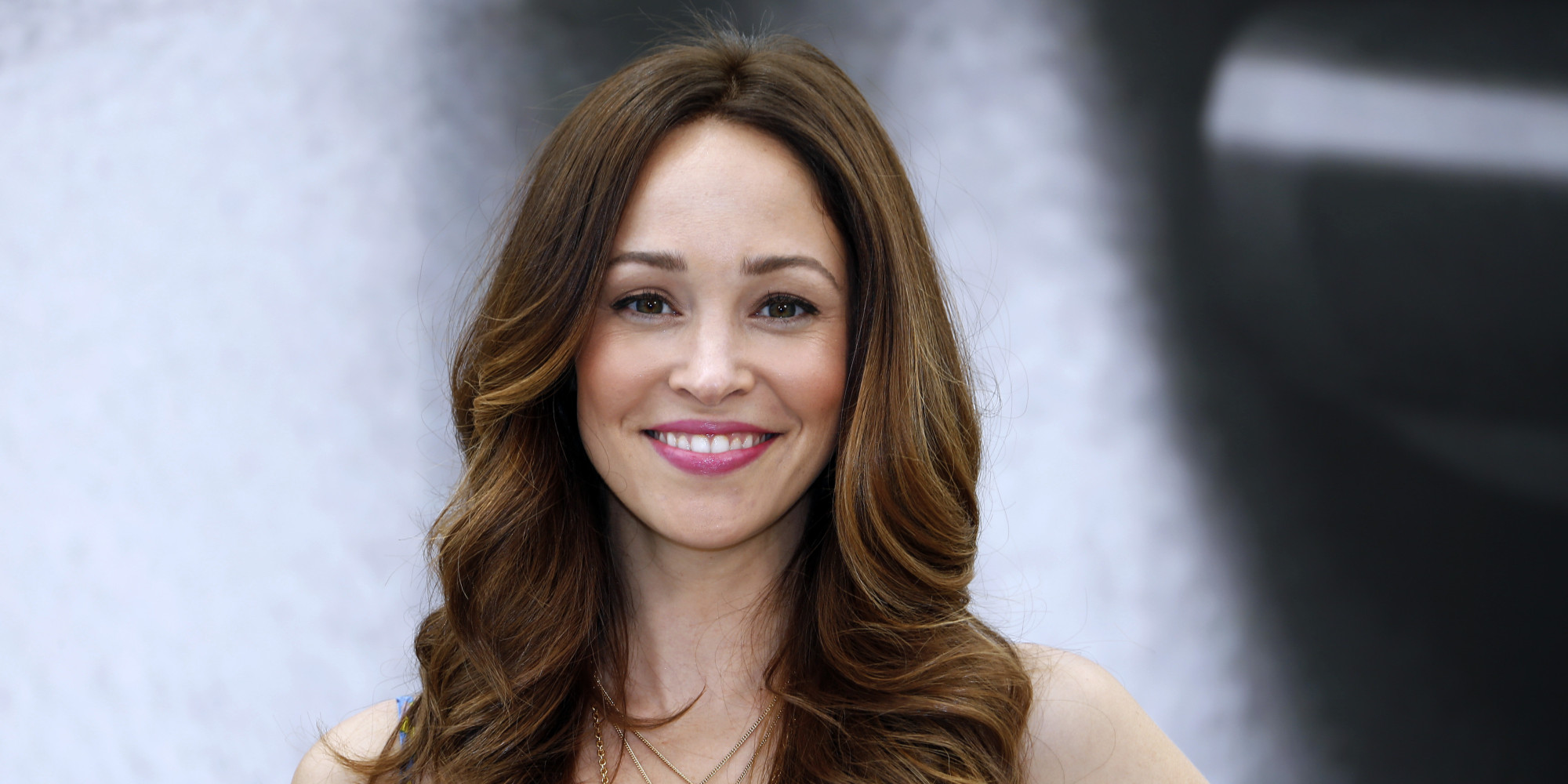 Autumn Reeser Smile Wallpaper 66363 ...