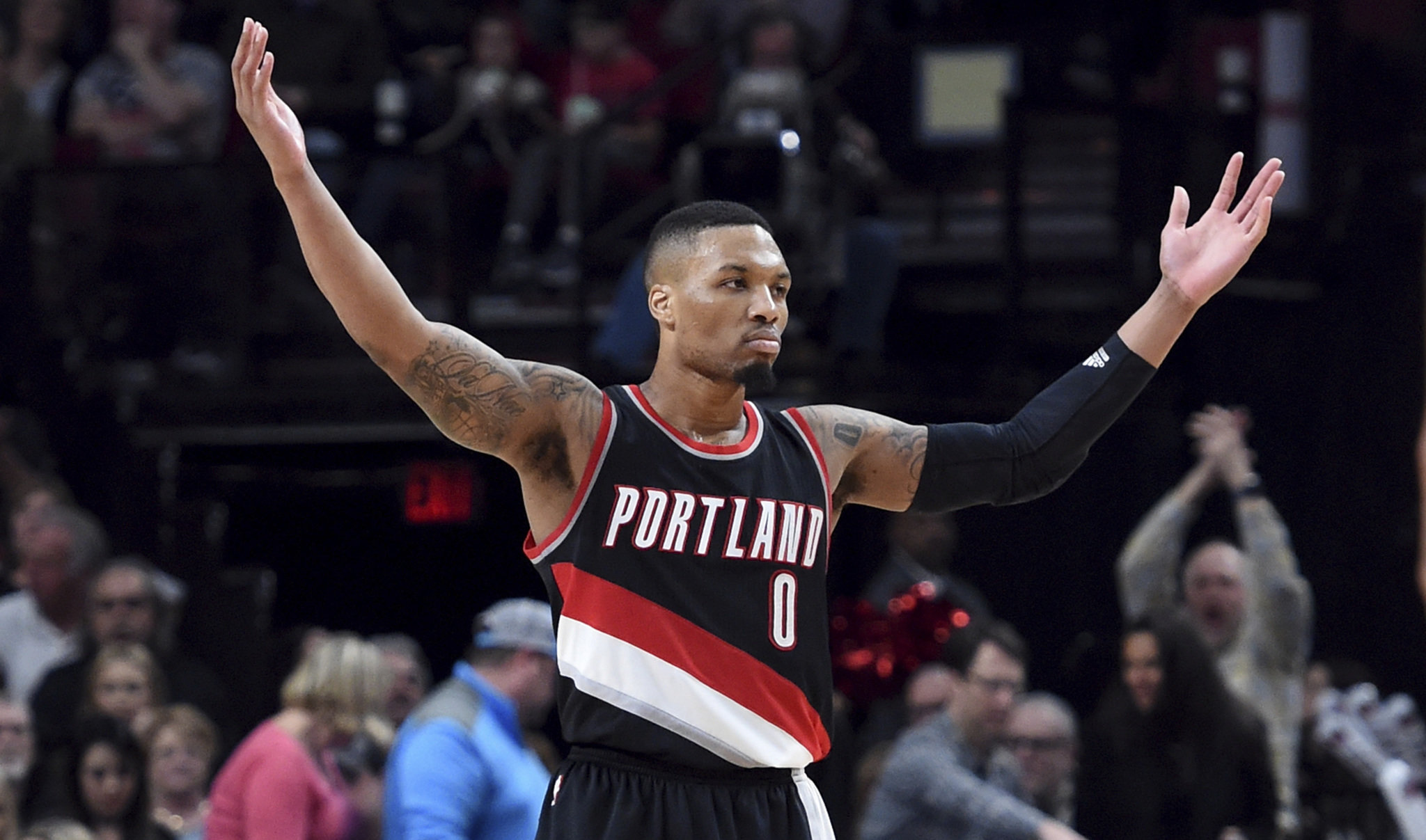 damian lillard wallpaper 63875