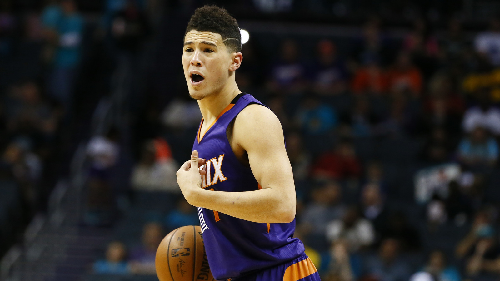 devin booker phoenix suns wallpaper 66382