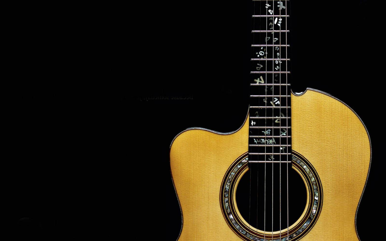 guitar music wallpaper 66466