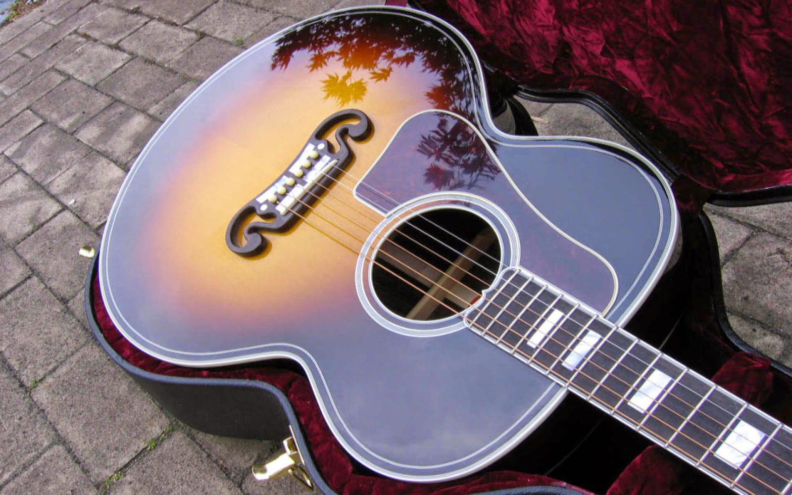 Guitar Pictures Hd Wallpaper 66467 1600x1000px
