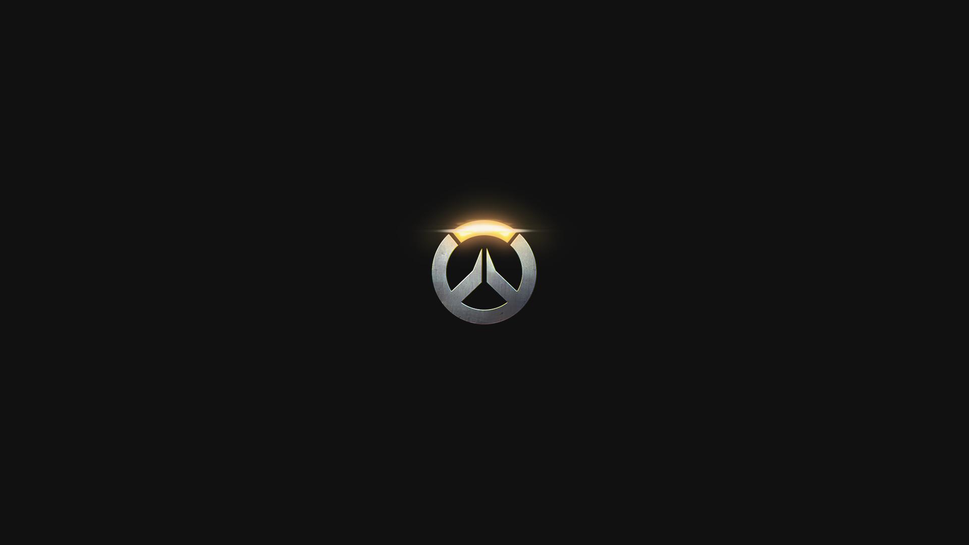 overwatch logo desktop wallpaper 66512