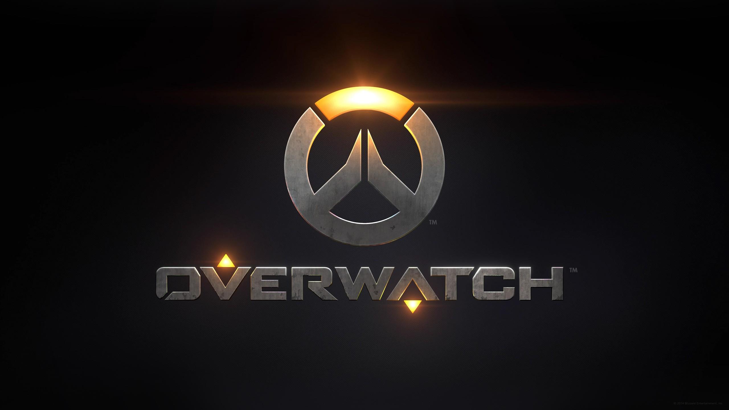 overwatch logo hd background wallpaper 66511