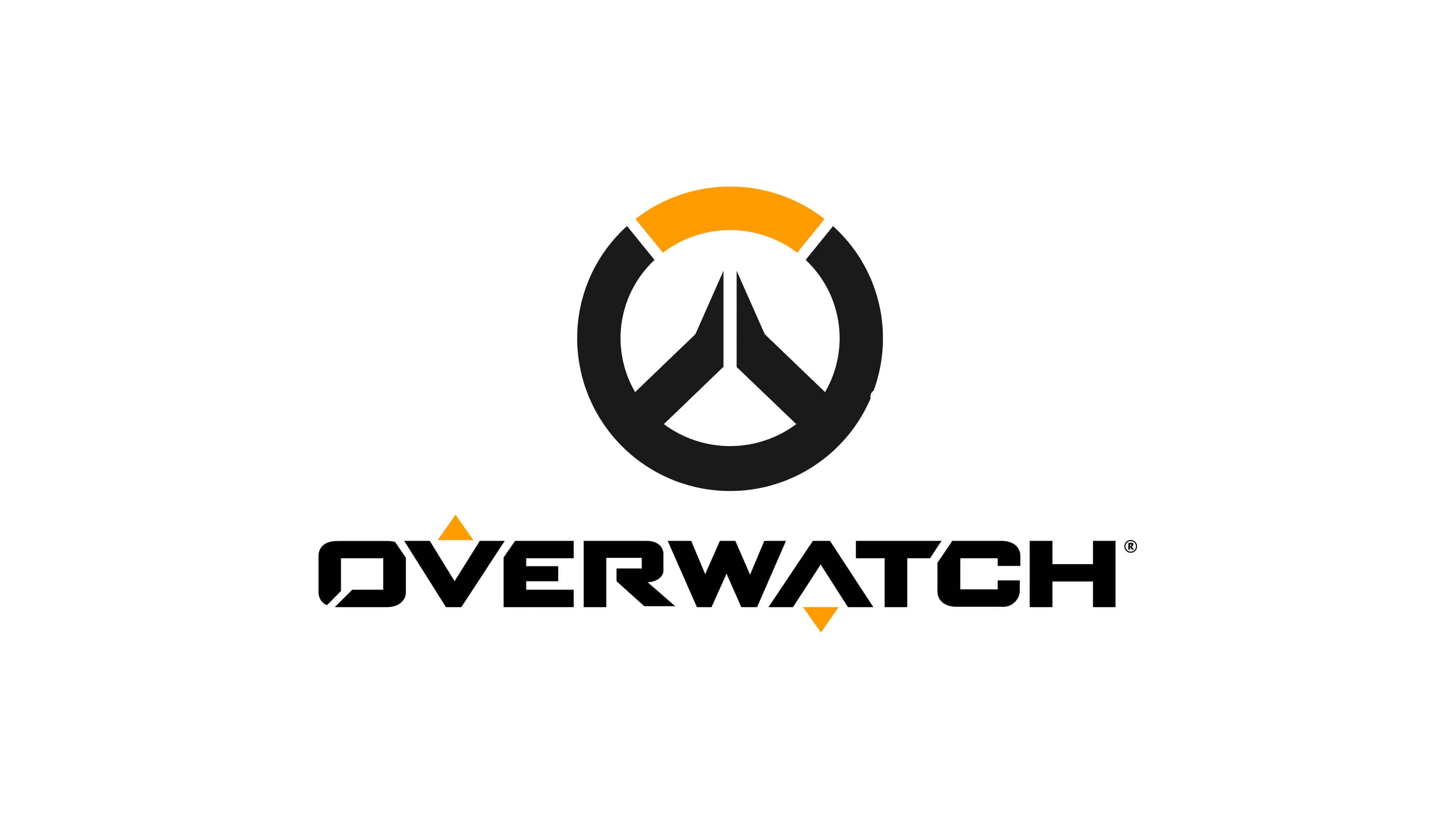 overwatch logo widescreen wallpaper 66514