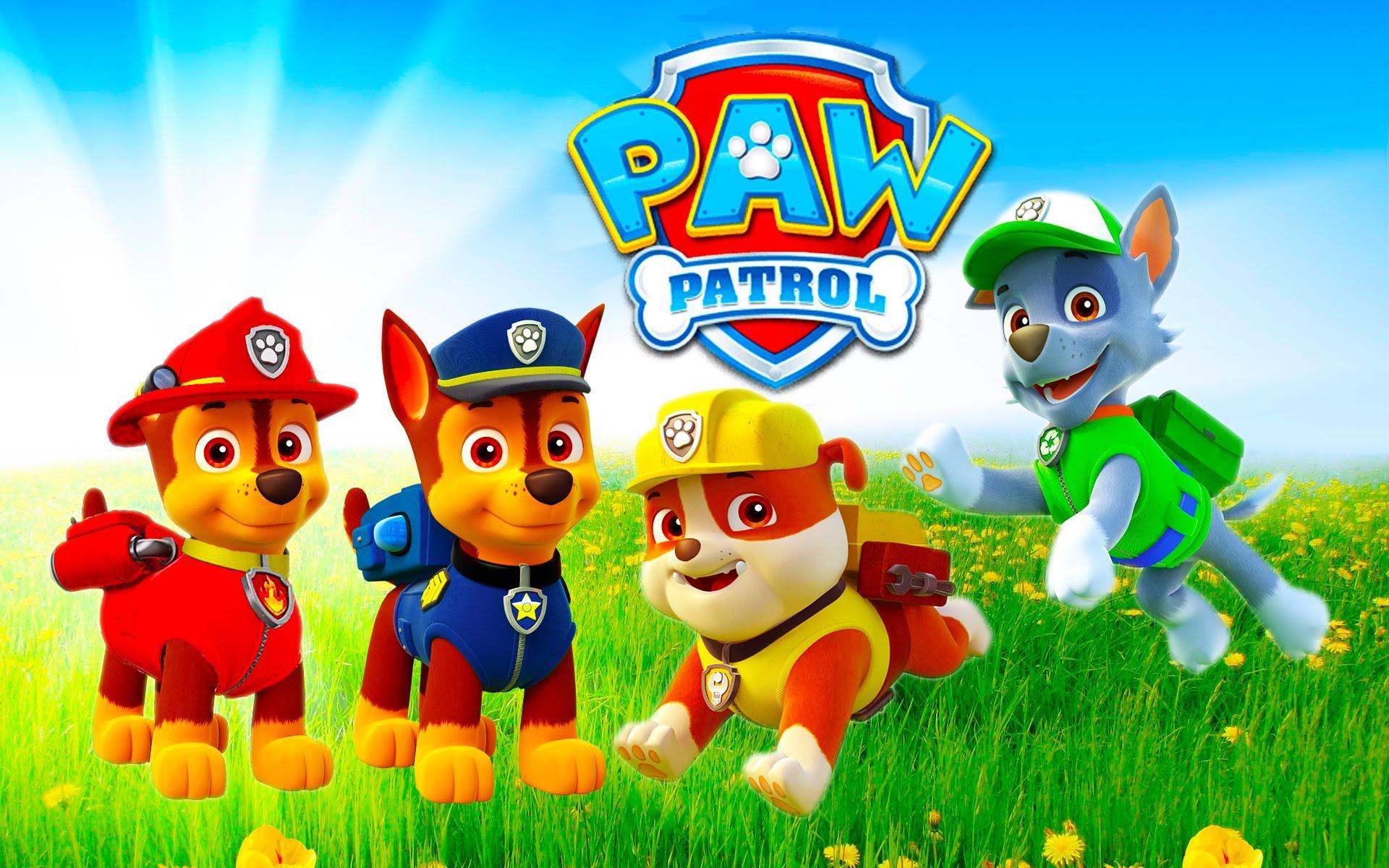paw patrol hd computer wallpaper 64883
