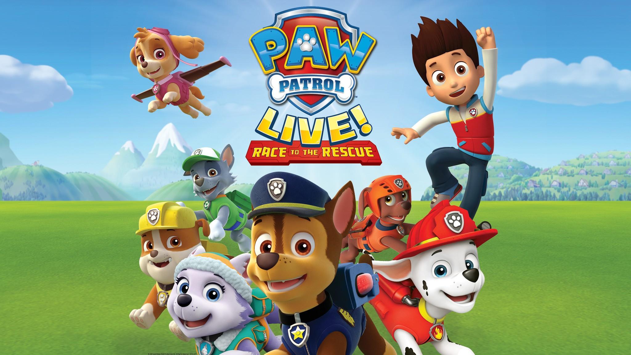 Paw Patrol HD Wallpaper 64881
