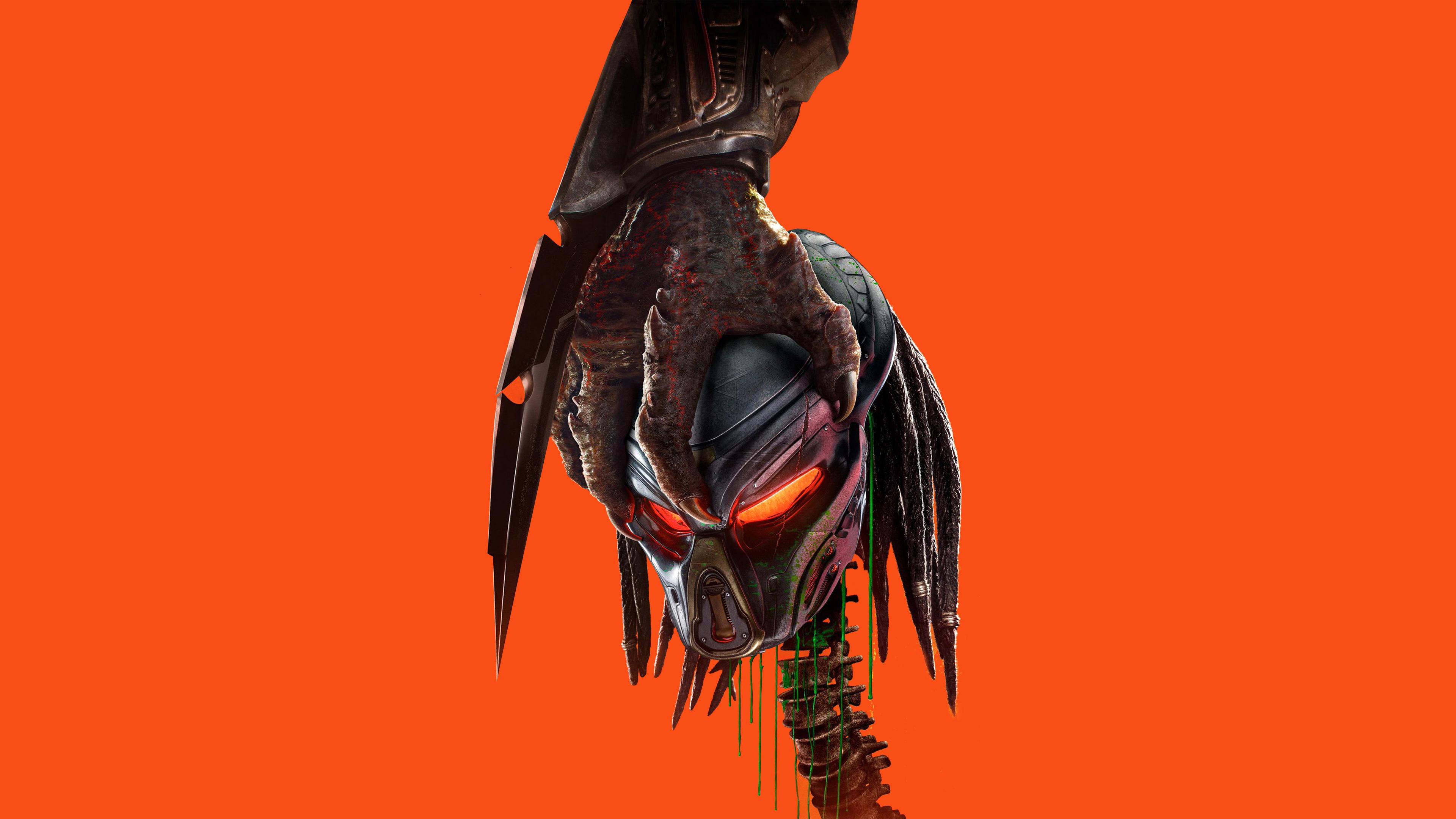 the predator 2018 movie hd wallpaper background 65275