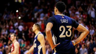 Anthony Davis Pelicans Wallpaper 63665