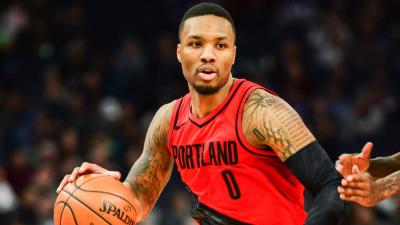 Damian Lillard Athlete Wallpaper 63872