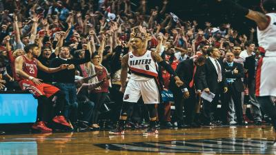 Damian Lillard Hype Wallpaper 63879