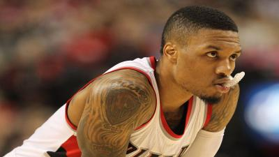 Damian Lillard NBA Wallpaper Background 63880