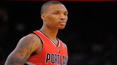 Damian Lillard Widescreen HD Wallpaper 63873