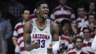 Deandre Ayton Celebration Wallpaper 66374