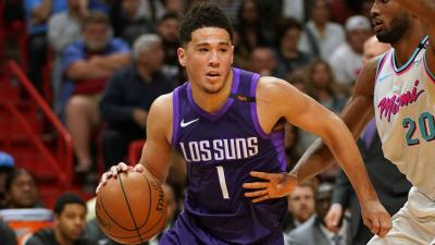 Devin Booker Athlete Wallpaper 66384