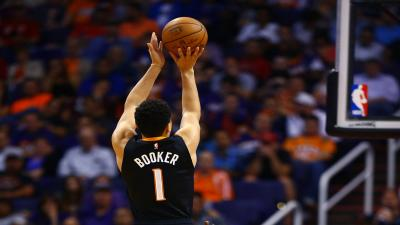 Devin Booker Shooting Wallpaper 66388