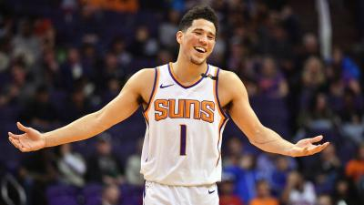 Devin Booker Smile Wallpaper 66383