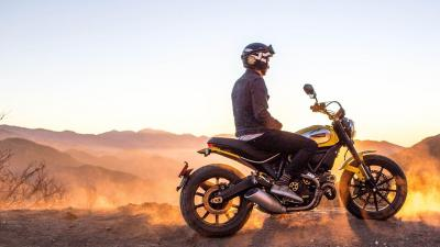 Ducati Scrambler Bike Desktop Wallpaper 65294