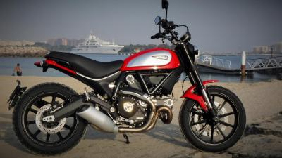 Ducati Scrambler Icon Wallpaper 65292