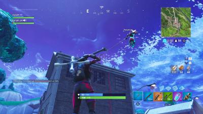 Fortnite Grappling Hook Gun Wallpaper 65211