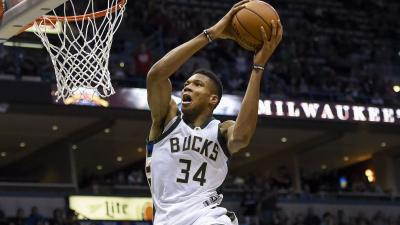 Giannis Antetokounmpo Dunk Wallpaper 63781