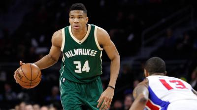 Giannis Antetokounmpo NBA Athlete Computer Wallpaper 63777