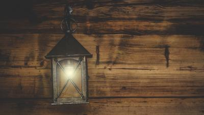 Hanging Lantern Widescreen Wallpaper 65930