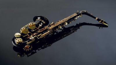 Jazz Saxophone Widescreen Wallpaper 63173
