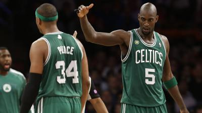 Kevin Garnett Boston Celtics Wallpaper 63790