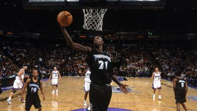 Kevin Garnett Dunk Wallpaper 63786