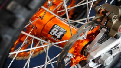 KTM Bike Wheel Wallpaper 66462