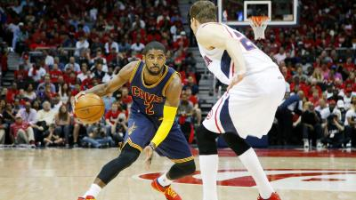 Kyrie Irving Dribbling Wallpaper 63682