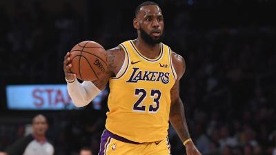 LeBron James Lakers Wallpaper 66367