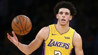 Lonzo Ball Wallpaper 66366