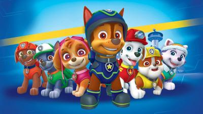 Paw Patrol Characters Wallpaper 64884