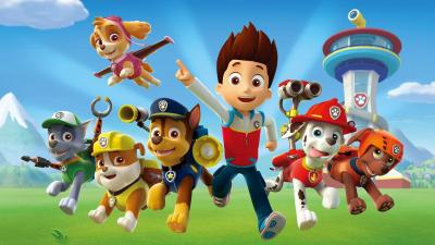 Paw Patrol Wallpaper 64886
