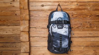 Quiksilver Backpack Desktop Wallpaper 62887