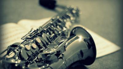 Saxophone Photography Wallpaper 63176