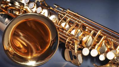 Saxophone Up Close Wallpaper 63175