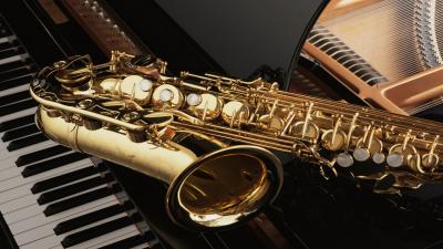 Saxophone Wallpaper Background 63172