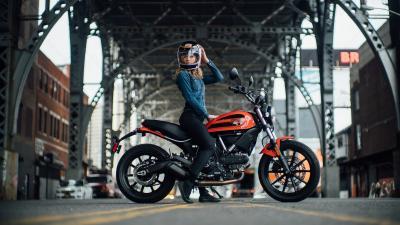 Sexy Ducati Scrambler Wallpaper 65283