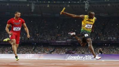 Usain Bolt Champion Wallpaper 64570