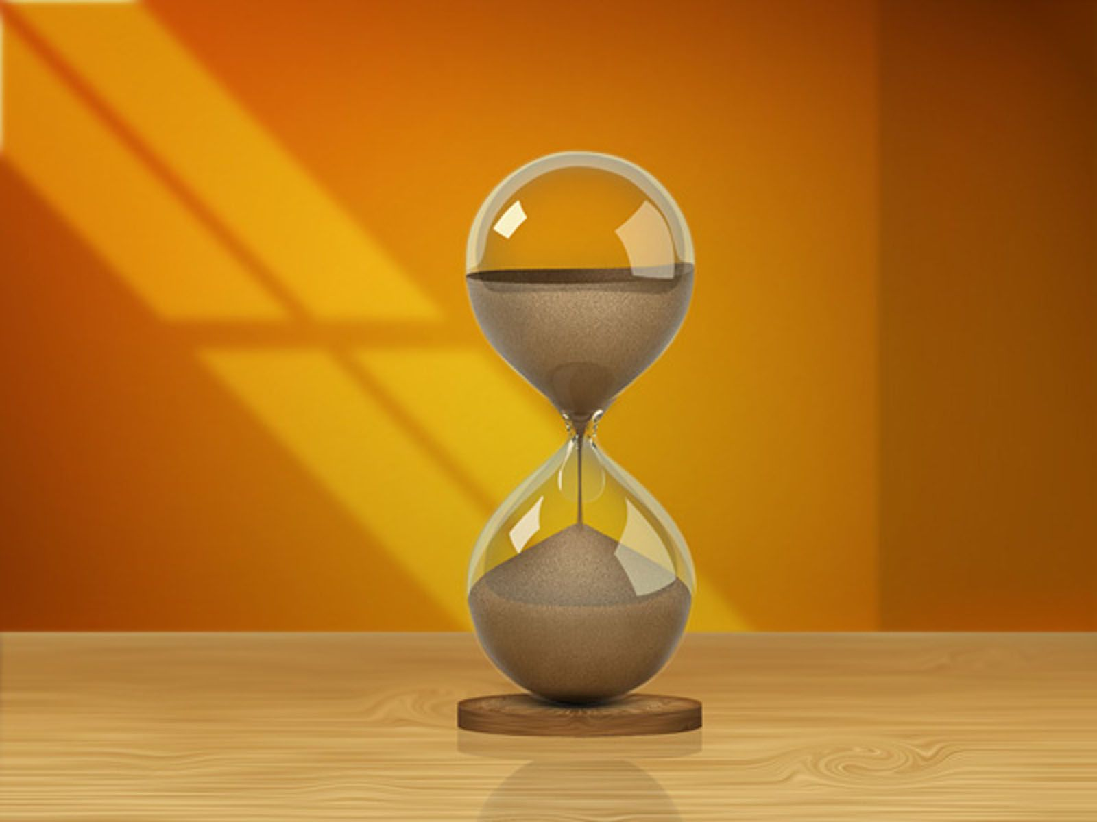 3d hourglass computer wallpaper 65048