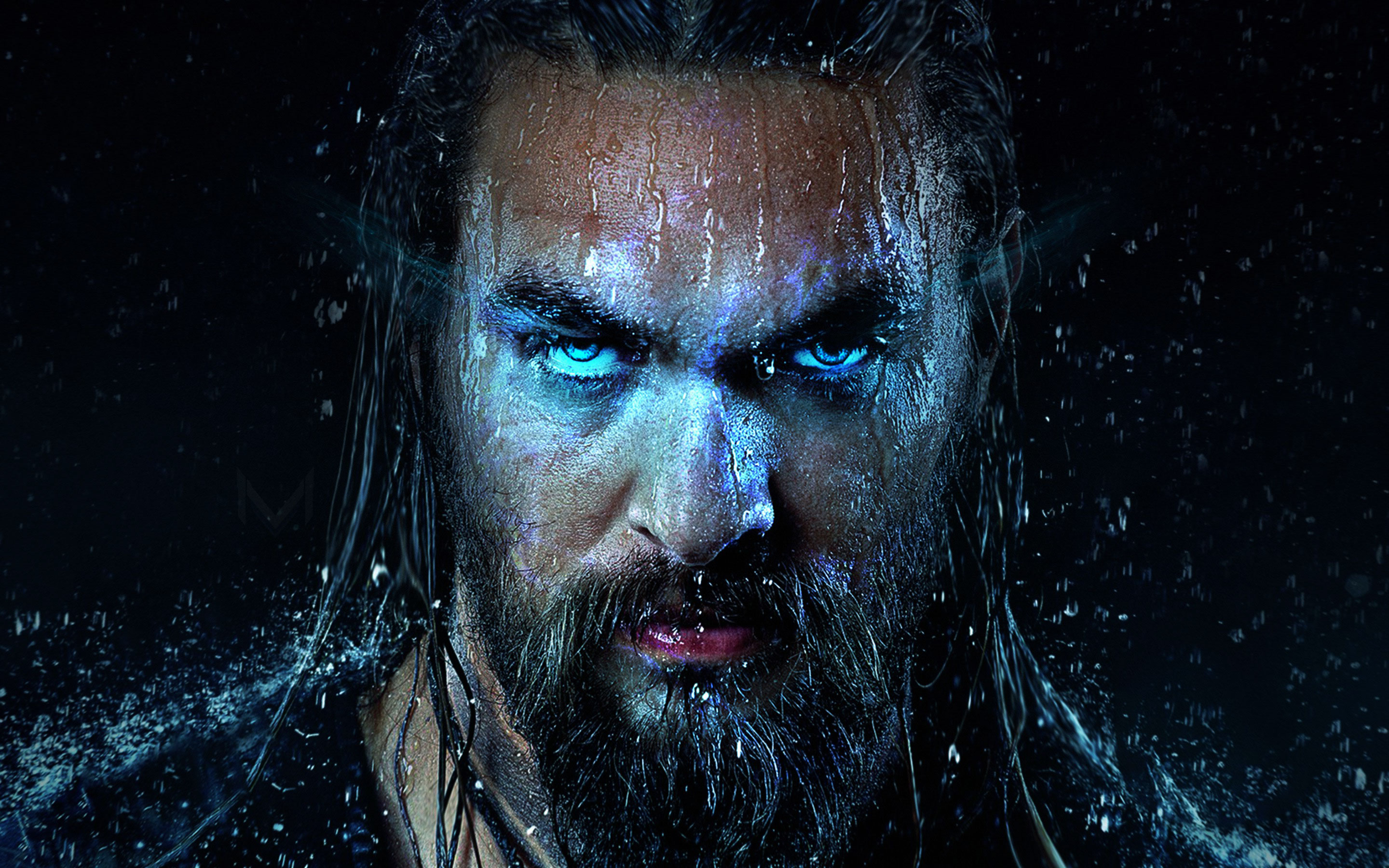 aquaman face hd wallpaper 66170