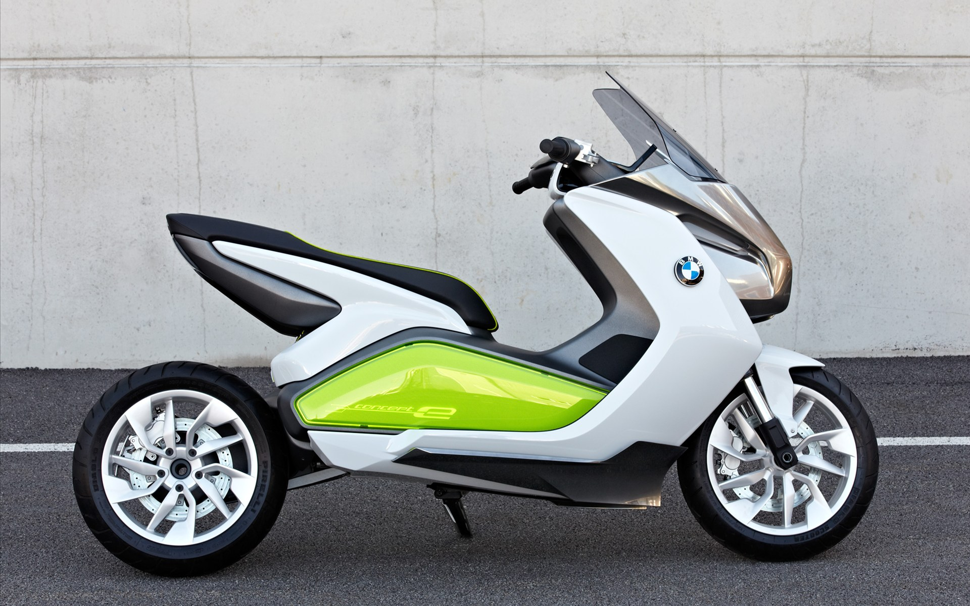 bmw scooter wallpaper 62829