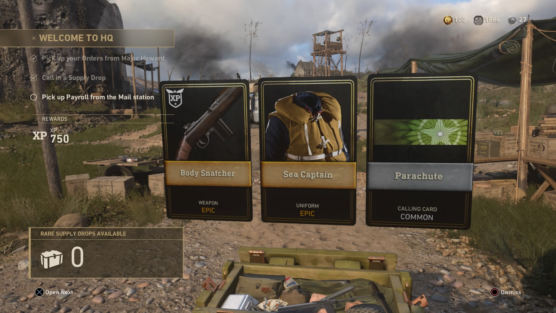 call of duty wwii epic supply drop wallpaper 64324