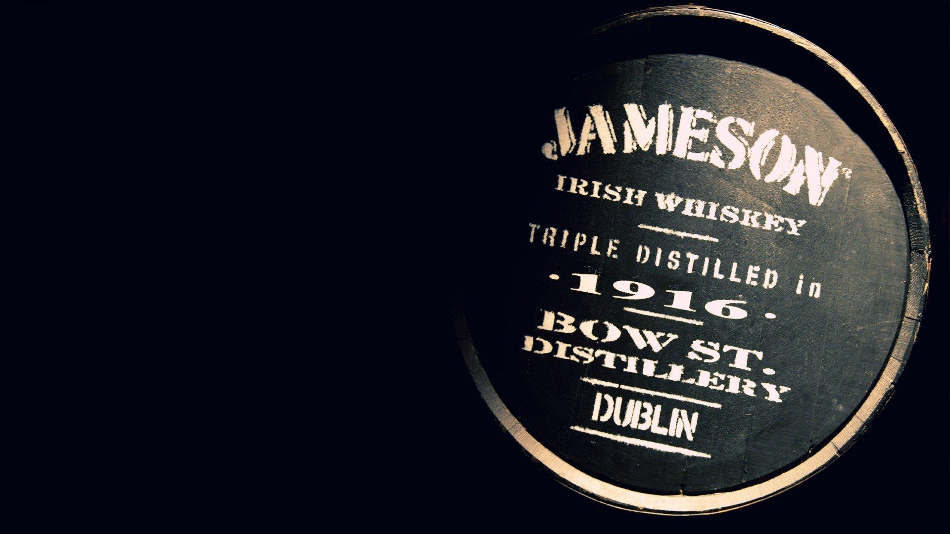 jameson irish whisky barrel wallpaper 66395