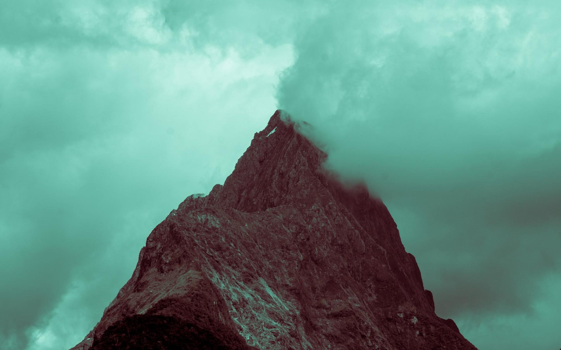 mountain peak desktop hd wallpaper 62628