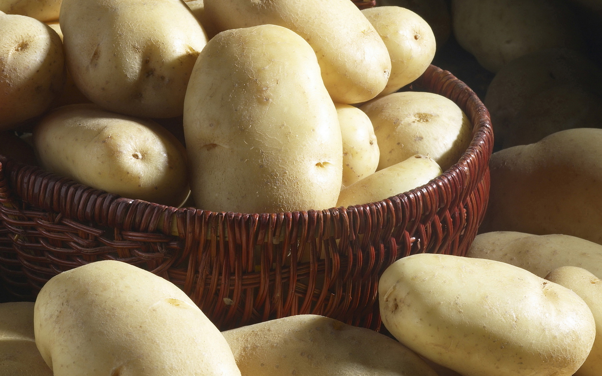 potatoes food desktop wallpaper pictures 63193