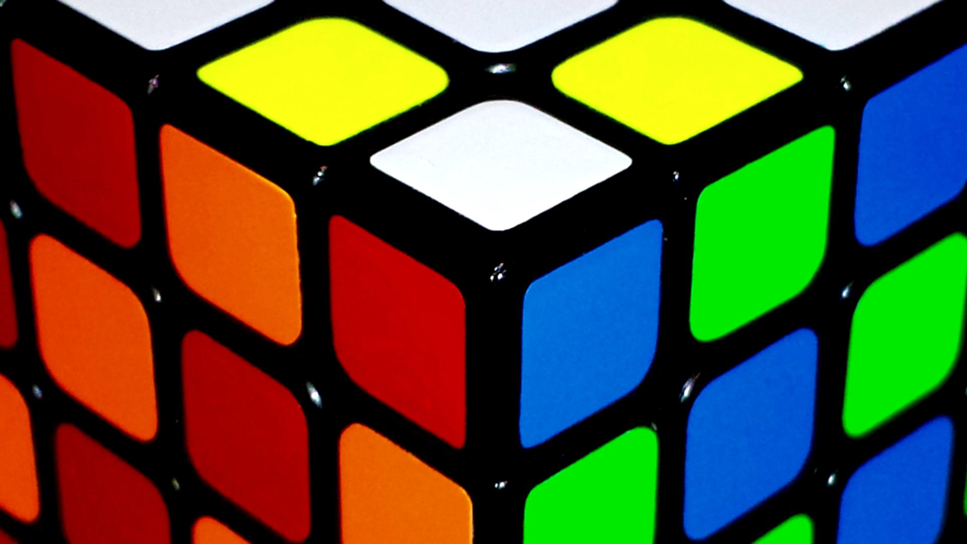 rubiks cube up close wallpaper 62756